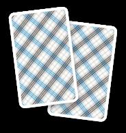 Drie kaarten legging