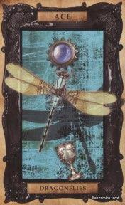 Tarotkaart 'Aas van Kelken'